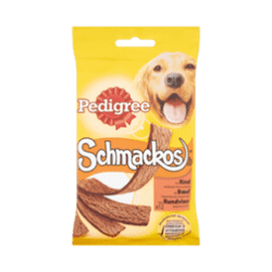 products pedigree schmackos with beef 12 pieces
