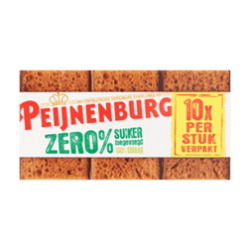 products peijnenburg zero sugar 10 slices