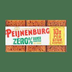 products peijnenburg zero sugar 10 slices