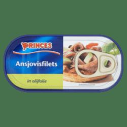 products princes ansjovisfilets in olijfolie