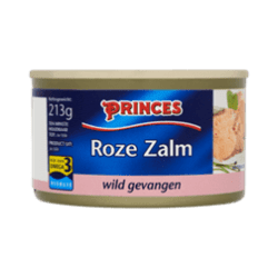 products princes roze zalm