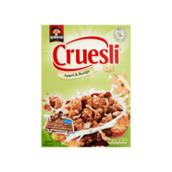 products quaker cruesli appel rozijn