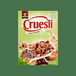 products quaker cruesli appel rozijn