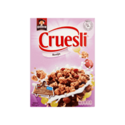 products quaker cruesli rozijn 965g