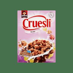 products quaker cruesli rozijn 965g