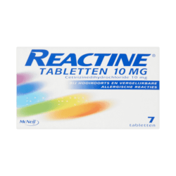 products reactine tabletten