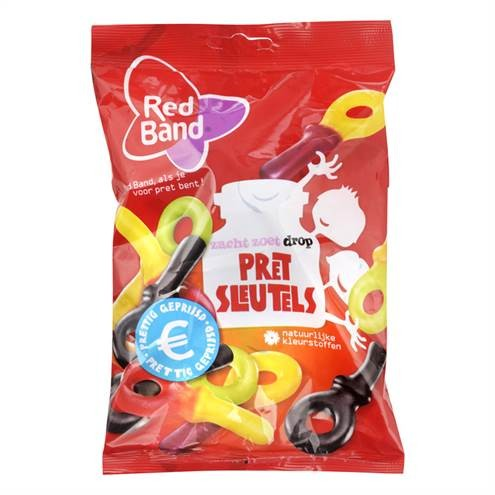 products red band pretsleutels