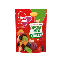 products red band zacht zoet drop snoepmix crazy 1