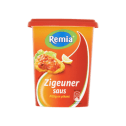 products remia zigeunersaus pittig en pikant