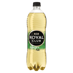 products royal club ginger ale bottle