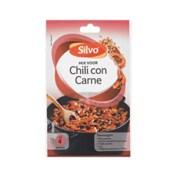products silvo mix voor chili con carne