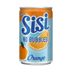 products sisi no bubbles orange can