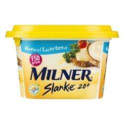 products slankie natural smeerkaas licht pittig