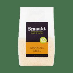 products smaakt biologisch amandelmeel