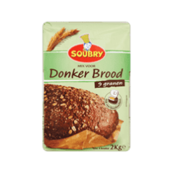 products soubry mix for dark bread 9 grains