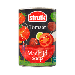 products struik maaltijdsoep tomaat