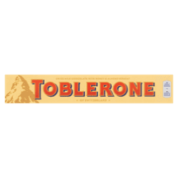 products toblerone milk chocolate bar