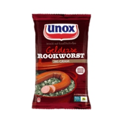 products unox smoked sausage from Gelderland