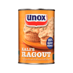 products unox ragout veal
