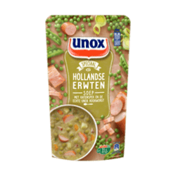 products unox soup Dutch pea soup
