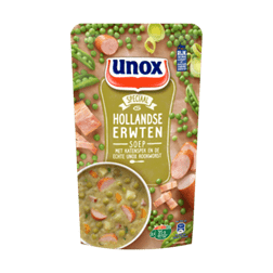 products unox soep hollandse erwtensoep