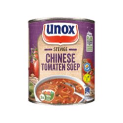 products unox soep in blik chinese tomatensoep