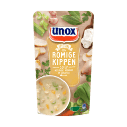 products unox soep romige kippensoep