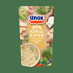 products unox soep romige kippensoep