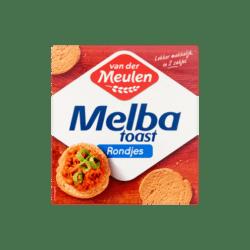 products van der meulen melba toast rondjes