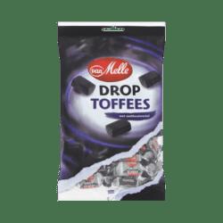 products van melle drop toffees met zoethoutwortel