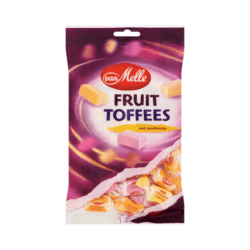 products van melle fruit toffees