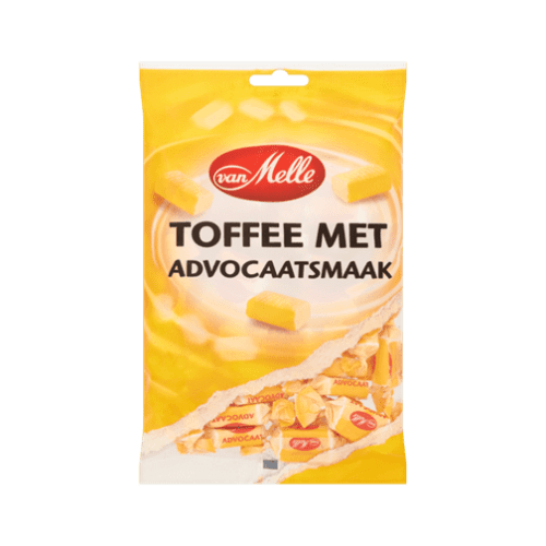 products from melle toffee with eggnog flavor