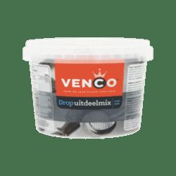 products venco drop uitdeelmix zout zoet