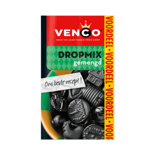 Venco Dropmix Gemengd Voordeel