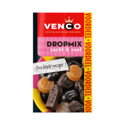 products venco licorice mix soft sweet benefit