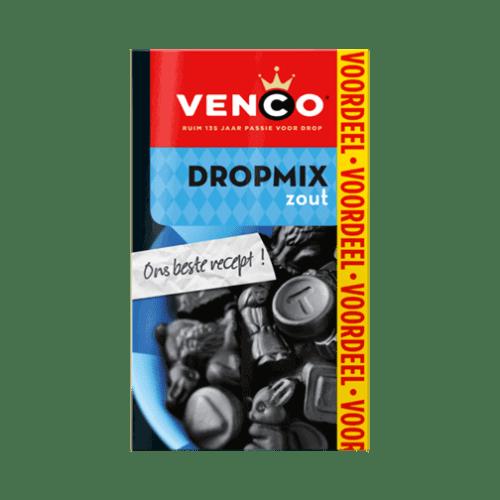 products venco dropmix zout voordeel