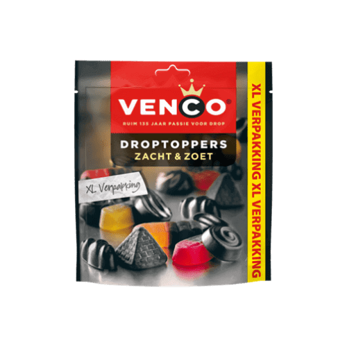 products venco droptoppers soft sweet xl