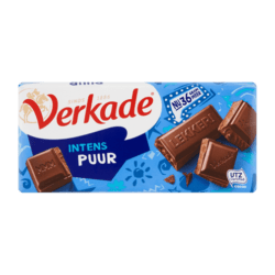 products verkade intens puur