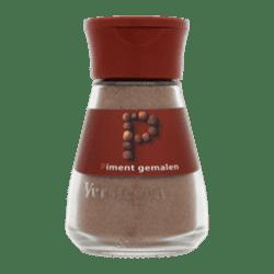 products verstegen piment gemalen