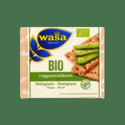 products wasa biologisch roggenvollkorn