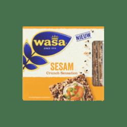 products wasa sesam crunch sensation