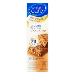 products weight care 12 uurtje choco crisp