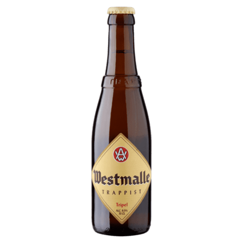 products westmalle trappist tripel fles