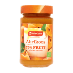 products zonnatura abrikoos 75 fruit